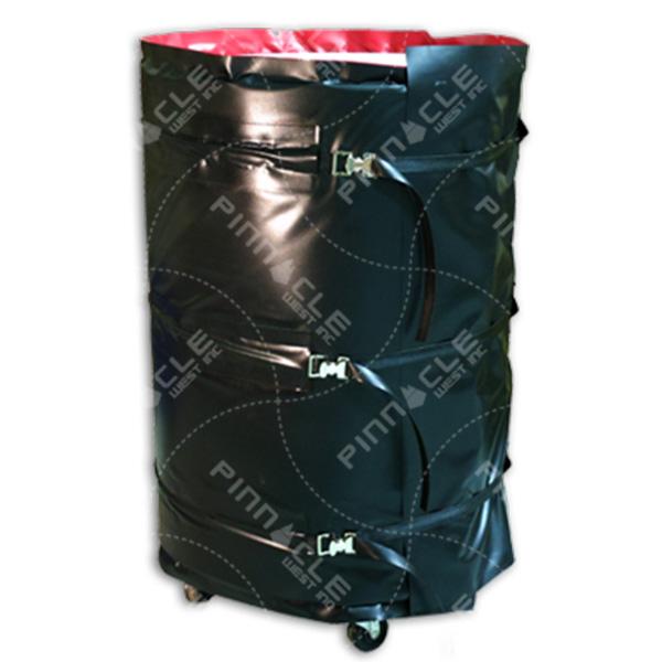 Drum Heating Blanket, 55 Gal