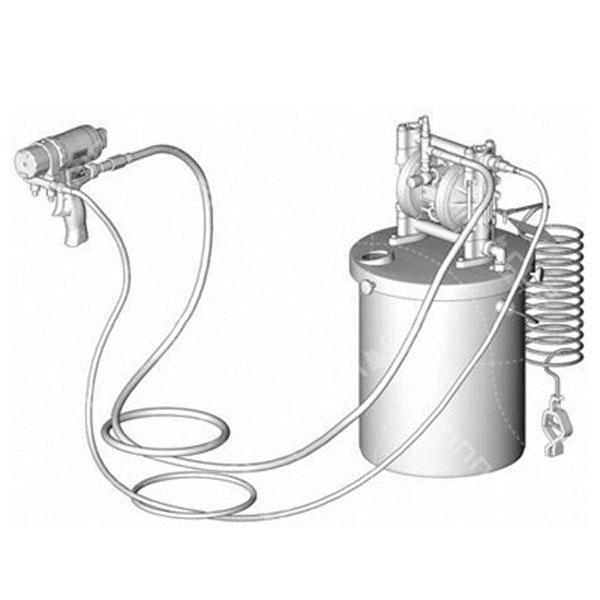 Fusion Solvent Flush 5 Gal Pail Kit