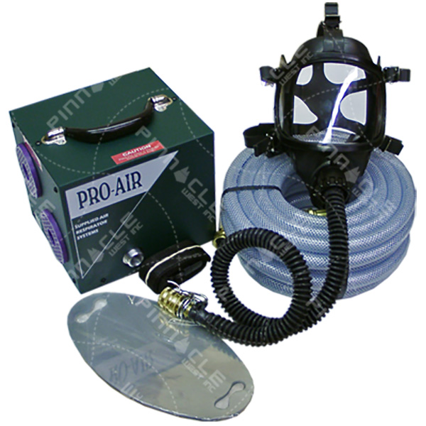Axis 1 Man Fresh Air System, Full Mask