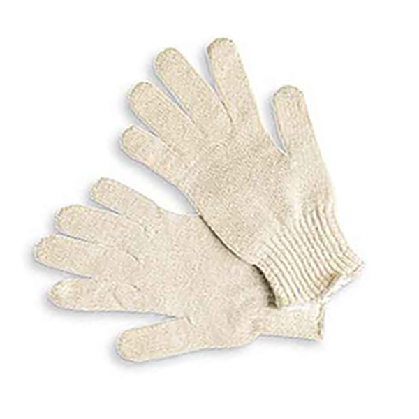 Cotton Gloves, Box of 12