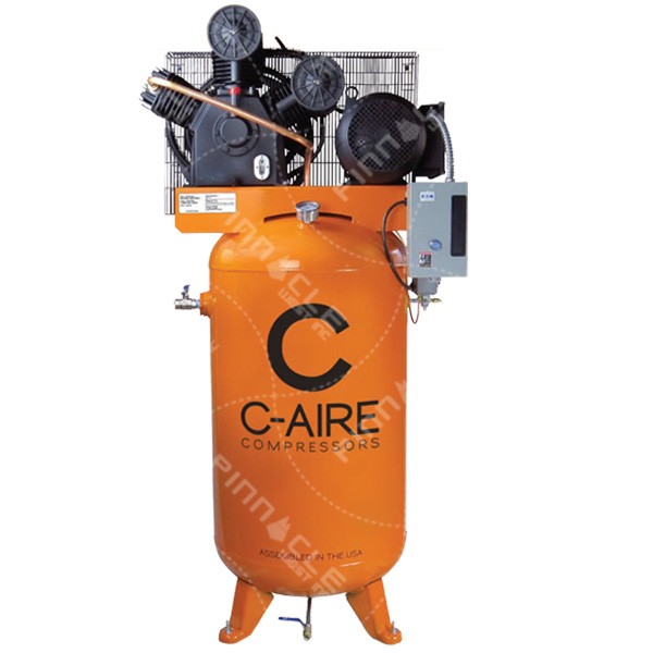 C-AIRE 7.5 HP, 24 CFM Air Compressor