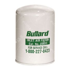 Bullard Free Air Pump Inlet Filter