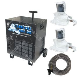Tennessee Chill Box 8000 w/Hoods - 2 Man