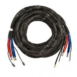 "Heated Hose, 1/2"", 3500psi, 50 ft"