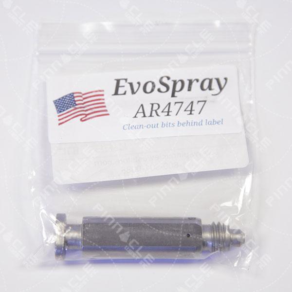 EvoSpray Mix Chamber Kit, AR4747, Fits Fusion AP