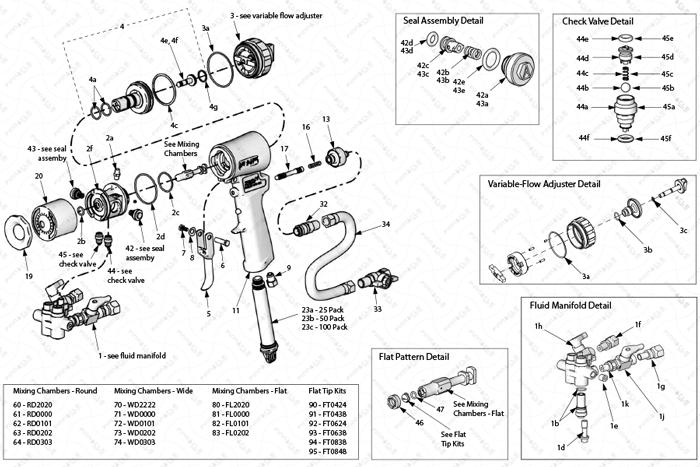 Fusion CS Individual Parts