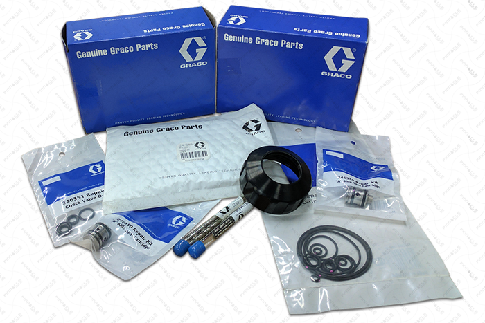 Fusion CS Accessory & Repair Kits