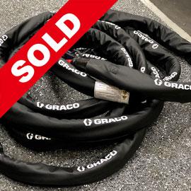 Used Graco Heated Hoses