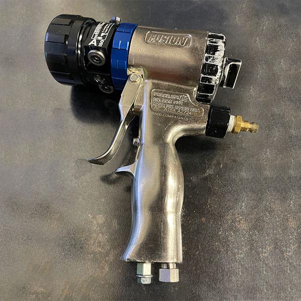 Used Graco Fusion PC Spray Gun