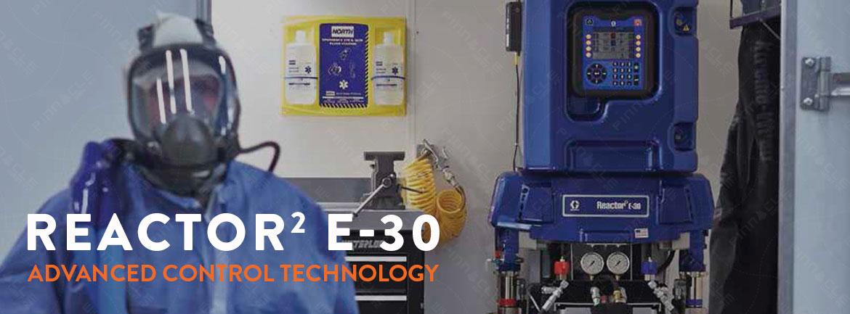 Graco Reactor 2 E-30
