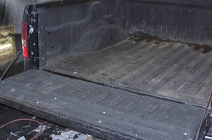 Spray Over A Bedliner